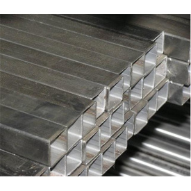 Труба профильная алюминиевая 40х20х1.5 мм