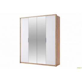 Шафа 4Д із дзеркалами Асті MiroMark