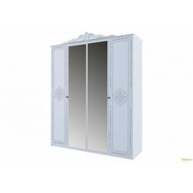 Шафа 4Д (з дзеркалами) + корона Луїза MiroMark
