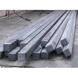 Квадрат стальной 65г 130 мм