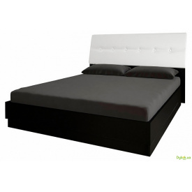 Ліжко 160 підйомне (м'яка спинка) з каркасом Віола MiroMark