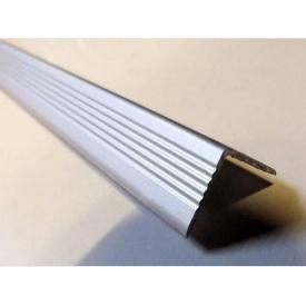 Алюминий уголок АД31 7 мм