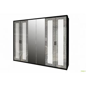 Шафа 6Д з дзеркалам Віола MiroMark