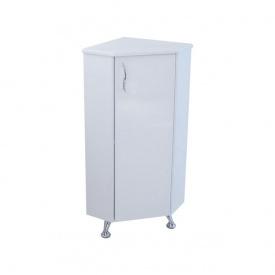 Комод угловой для ванной комнаты БАЗИС правый 35