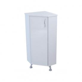 Комод угловой для ванной комнаты БАЗИС левый 35