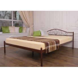Кровать металлическая двуспальная Лара Melbi 160х190