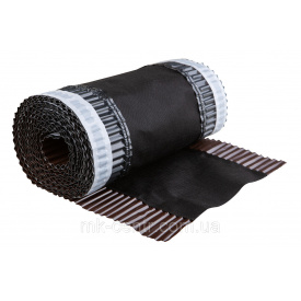 Вентиляционная коньковая лента 310 мм 5 м