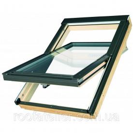 Мансардне вікно Fakro FTT U8 Thermo супер-енергозберігаюче вікно