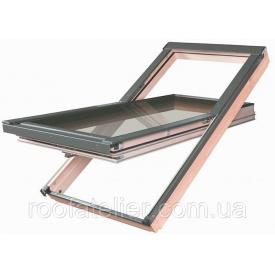 Мансардне вікно Fakro FTS-V U4 двокамерний склопакет