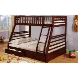 Двох'ярусне ліжко Юлія з ящиками Venger