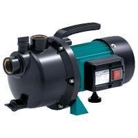 Насос відцентровий самовсмоктуючий 0,6 кВт Hmax 35 м Qmax 50 л/хв пластик LEO (775306)