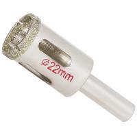 Коронки алмазные по керамике и стеклу 22 мм SIGMA (1541221)