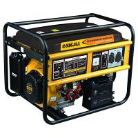 Генератор бензиновый 6,0/6,5 кВт 4-х тактный электрозапуск SIGMA (5710341)