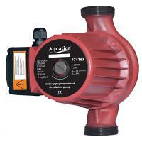 "Насос циркуляційний 0,5 кВт Hmax 12 м Qmax 190 л / хв 2 ""220 мм + гайки 1"" AQUATICA (774163)"