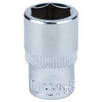 """Насадка шестигранная короткая 1/4"""" 11 мм CrV ULTRA (6060112)"""