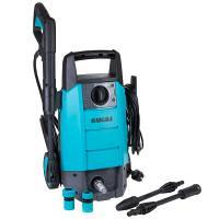 Мийка високого тиску 1500 Вт max 110 bar 6 л / хв + турбонасадка SIGMA (5342051)