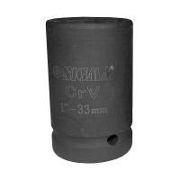 "Насадка ударная 1"" 33 мм SIGMA (6090331)"