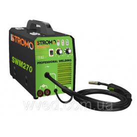 Інверторний зварювальний напівавтомат STROMO SWM270