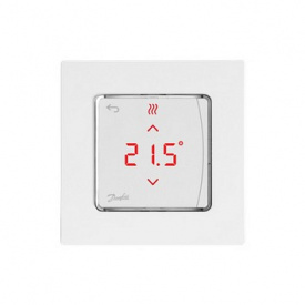 Термостат кімнатний з дисплеєм на стіну Icon RT