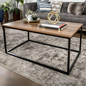 Журнальний столик GoodsMetall 1000x450x450 в стилі Лофт Салліван