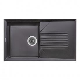 Кухонная мойка Lidz 860х500/240 BLM-14 (LIDZBLM14860500240)