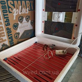 Автоматический инкубатор Рябушка Смарт 120 яиц