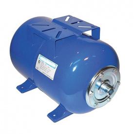 Расширительный бак для систем водоснабжения горизонтальный 40 л