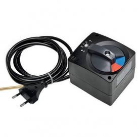 Електричний сервомотор STM10 / 230 MFR3 з нтегрованім термостатом 230 В 5Nm (старий 66341.33)