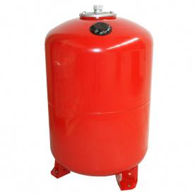 Расширительный бак 100 л для систем отопления 6 бар
