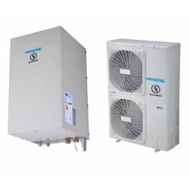 Тепловой насос воздух-вода для отопления/охлаждения Romstal ECOHEAT 12 кВт