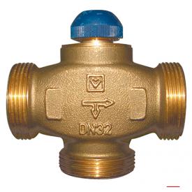 Трехходовой термостатический вентиль CALIS-TS- RD Ду25 мм
