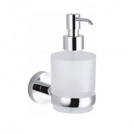 Раздатчик жидкого мыла RIO хром