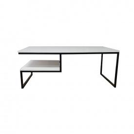 Журнальный кофейный столик GoodsMetall в стиле Лофт 1200х700х450 ЖС110