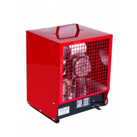 Тепловентилятор ТЕРМІЯ АО ЭВО 2,0/0,2 (230В) красный