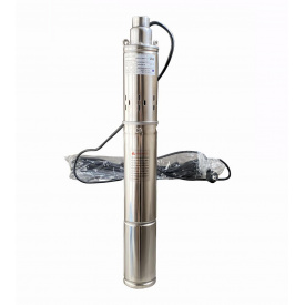 Насос скважинный шнековый VOLKS pumpe 3 QGD 1,5-70-0,37кВт 3 дюйма! + кабель 15м