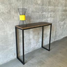 Барний стіл Консоль GoodsMetall в стилі Лофт 1200х1000х400 СК2