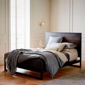 Ліжко GoodsMetall в стилі LOFT К10