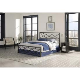 Ліжко GoodsMetall в стилі LOFT К2