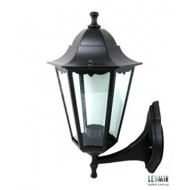 Фасадный садово-парковый светильник Lemanso PL6201 черный