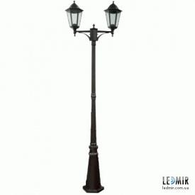 Накладной садово-парковый светильник Lemanso PL1102 античное золото