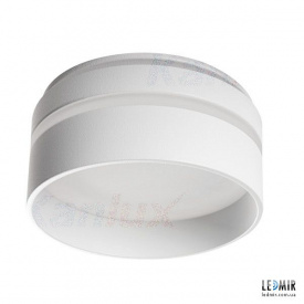 Встраиваемый светильник Kanlux GOVIK-ST DSO-W GU10 Белый