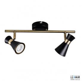 Накладной светильник Kanlux MILENO EL-2I B-AG GU10 Черный