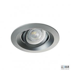 Встраиваемый светильник Kanlux COLIE DTO-GR GU10 Серый