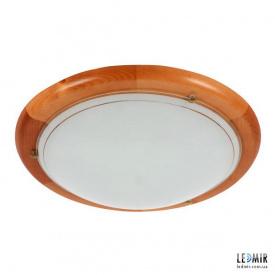 Накладной светильник Kanlux TIVA 1030 SDR/ML-OL E27 ольха