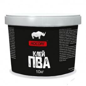 Клей ПВА НОСОРОГ 10 кг