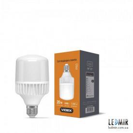 Світлодіодна лампа Videx А65 20W-E27-5000K