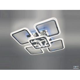 Светодиодная люстра F+Light Smart Light LD3689-5CR+RGB 103W-2700-7000K