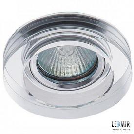 Светодиодный светильник Kanlux Morta B CT-DSO50-SR MR16 Серебряный/прозрачный