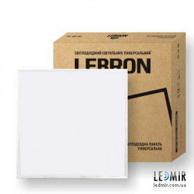 Светодиодная панель Lebron 40W-6200K