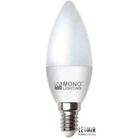 Светодиодная лампа Mono Electric C35 4W-E14-6500K